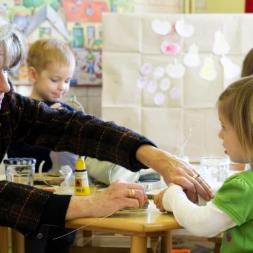 A második nyelv elsajátítása korai kisgyermek korban