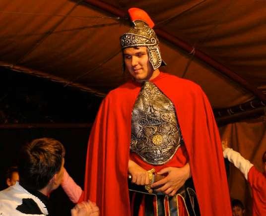 Német nyelvű projekt tábor Ritter Mittelalter – lovagok középkor