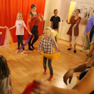 Songlines in Kinderzentrum Budakeszi
