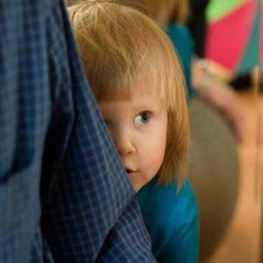 Félénk gyermekek az iskolában, óvodában